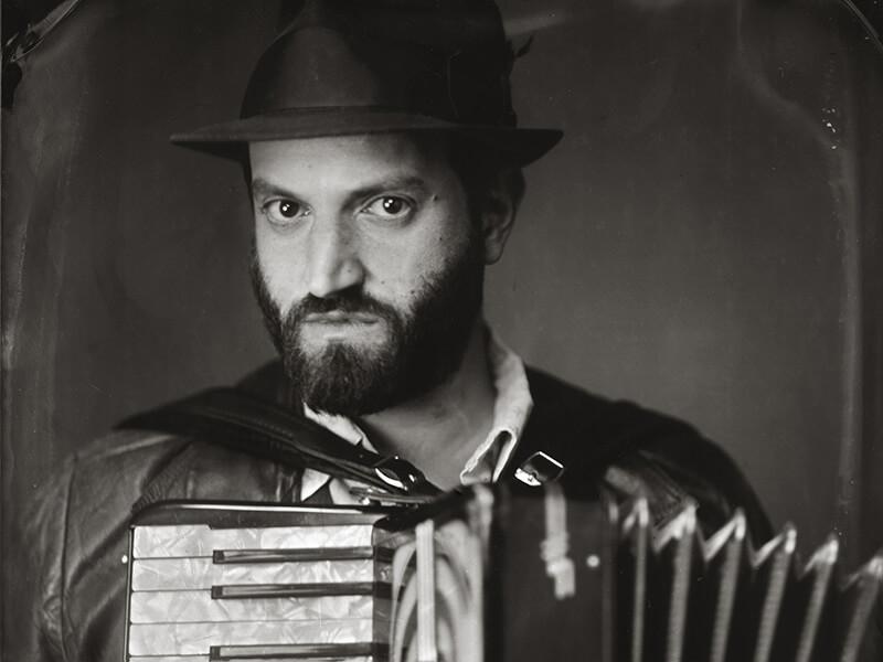Portrait von Daniel Kahn